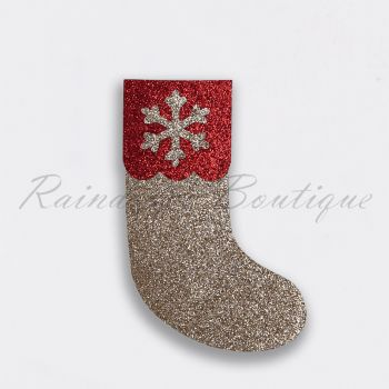 Christmas Stocking Gold